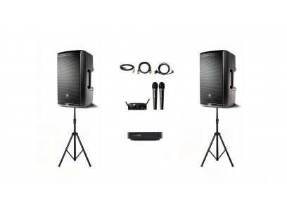 Караоке-комплект Club JBL EON Lite